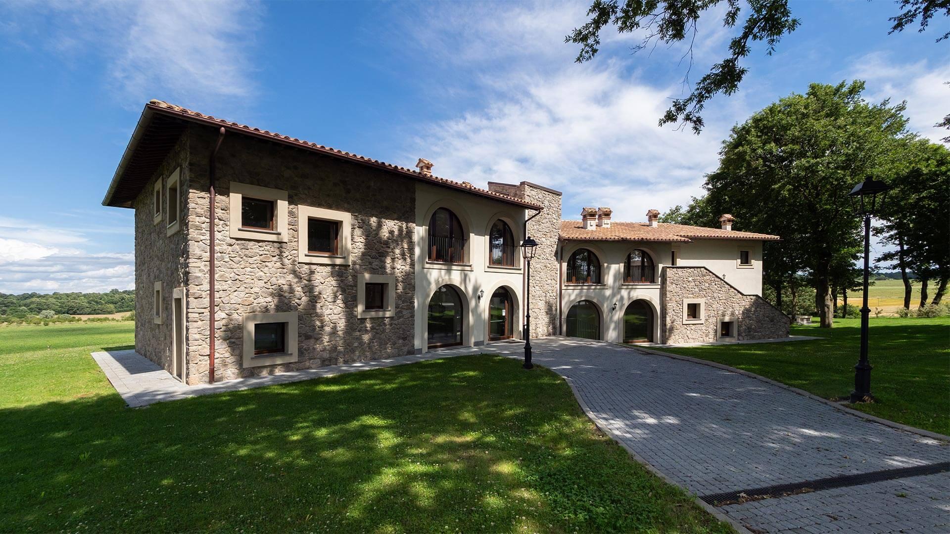 The Borgo Village